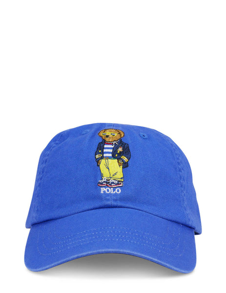 Polo Bear Chino Baseball Cap