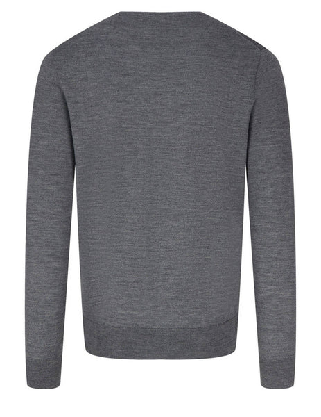 Slim Merino Washable Jumper