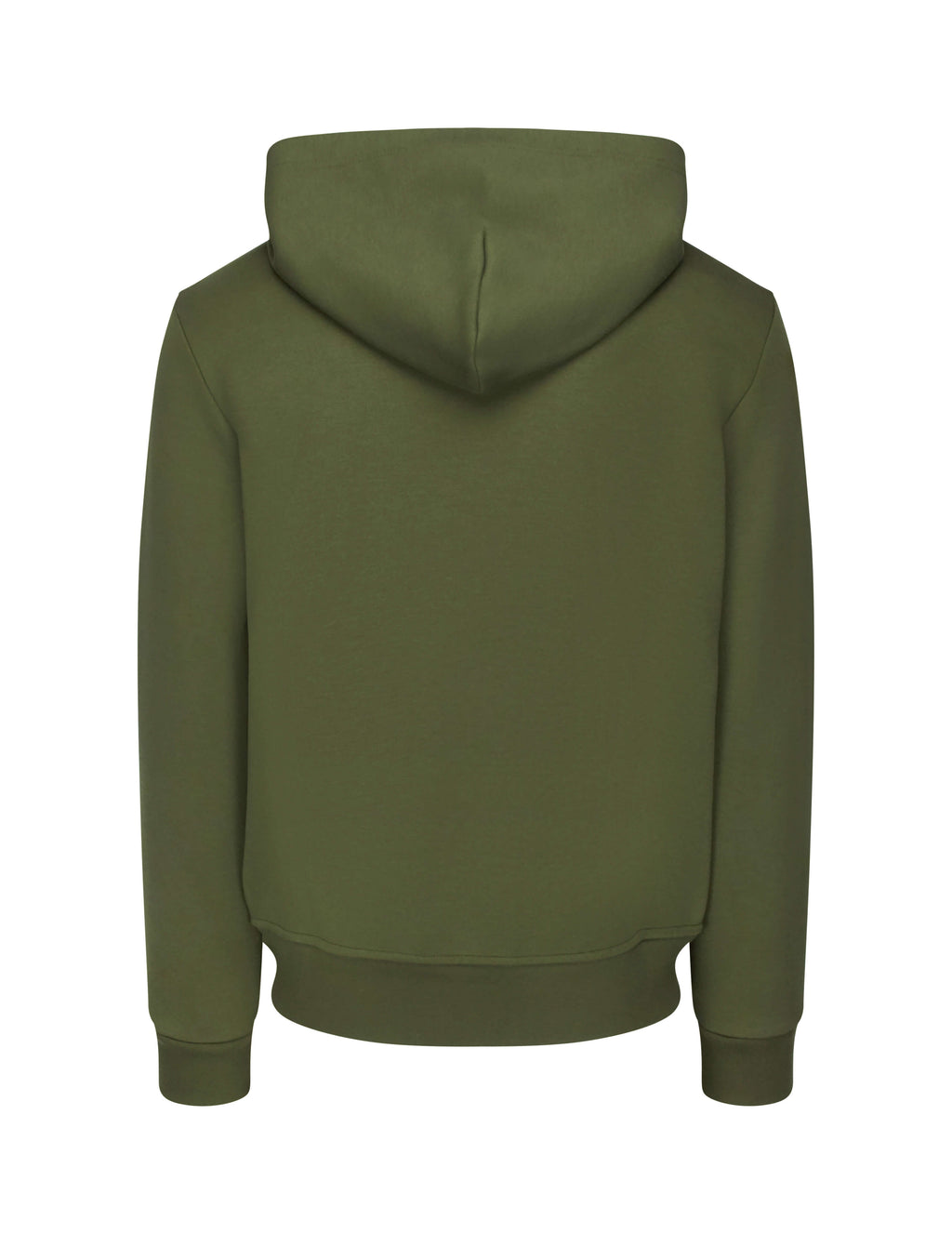 Polo Ralph Lauren Men's Giulio Fashion Company Olive Double-Knit Hoodie 710652313007