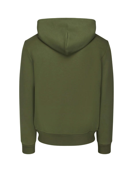 Polo Ralph Lauren Men's Giulio Fashion Company Olive Tech Hoodie 710652313007