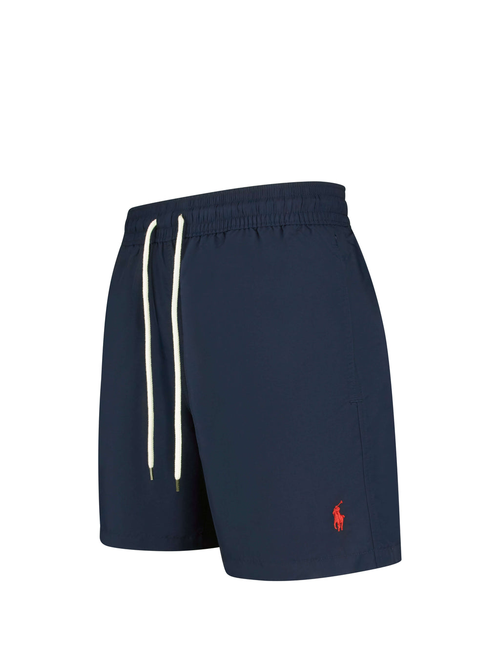 Polo Ralph Lauren Men's Giulio Fashion Newport Navy Traveler Swim Shorts 710659017005