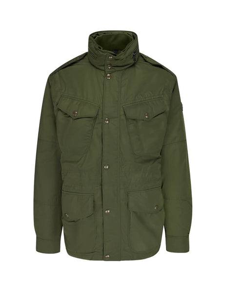 Polo Ralph Lauren Men's Giulio Fashion Company Olive Water-Resistant Down Jacket 710757230002