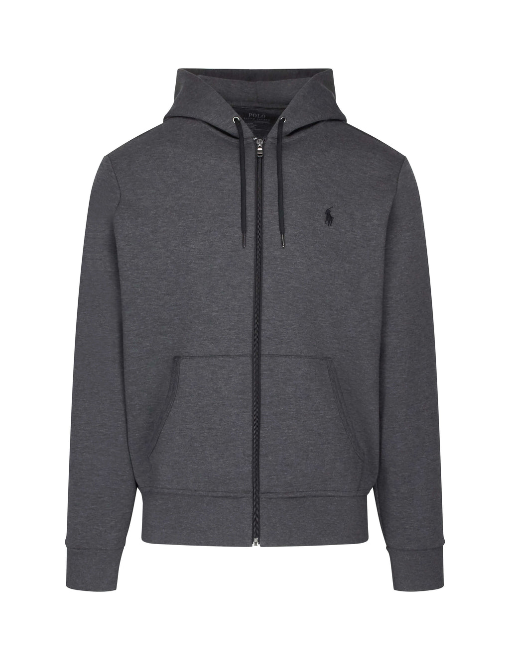 Polo Ralph Lauren Men's Giulio Fashion Grey Double-Knit Hoodie 710652313032