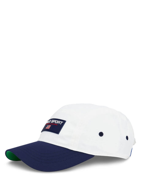 Polo Sport Five-Panel Cap