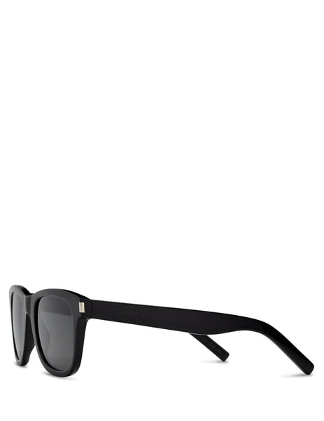 Saint Laurent Unisex Giulio Fashion Silver Classic SL 51 Sunglasses SL51002