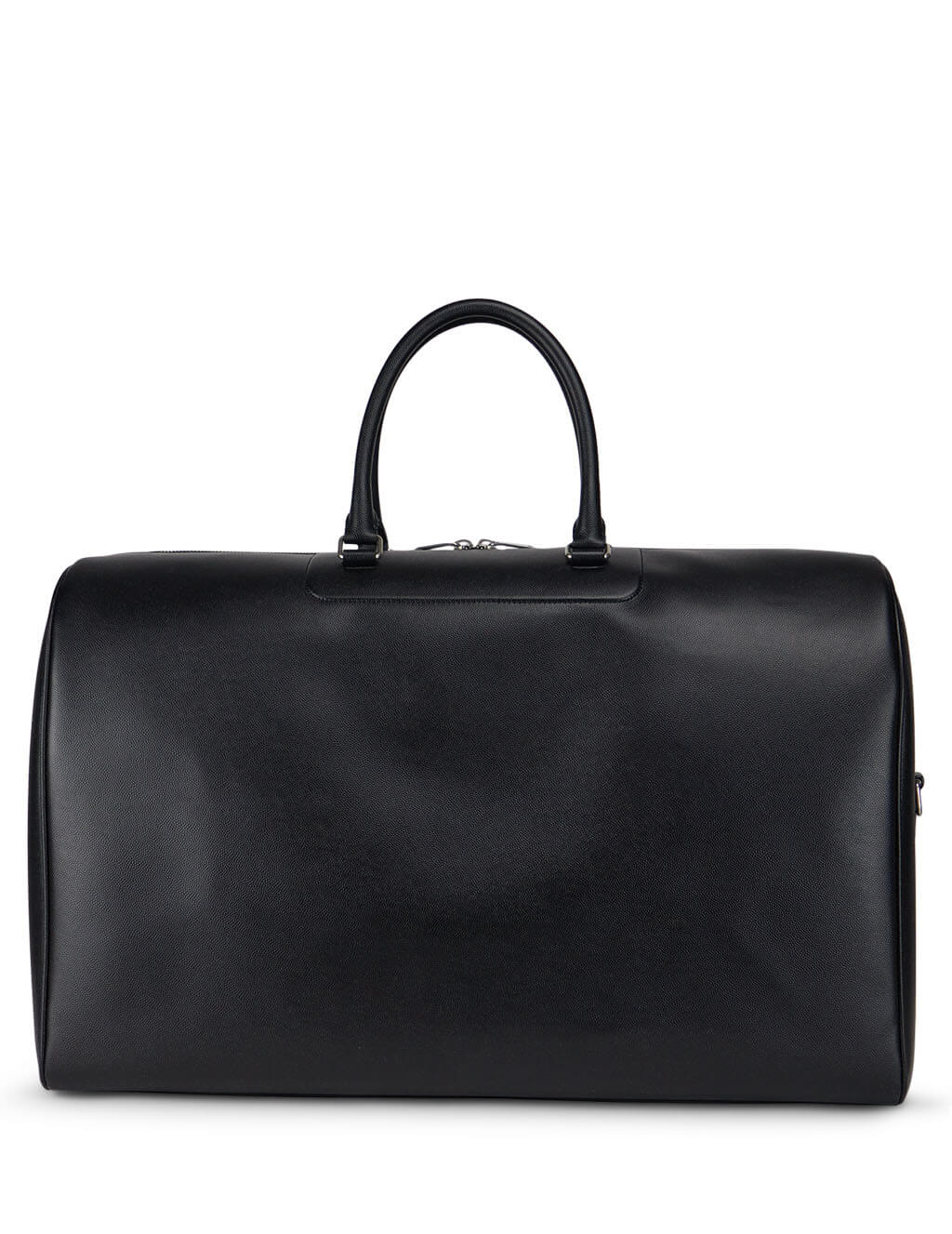 Men's Saint Laurent Duffel Carry On Bag in Black Leather. 556995BTY0E1000