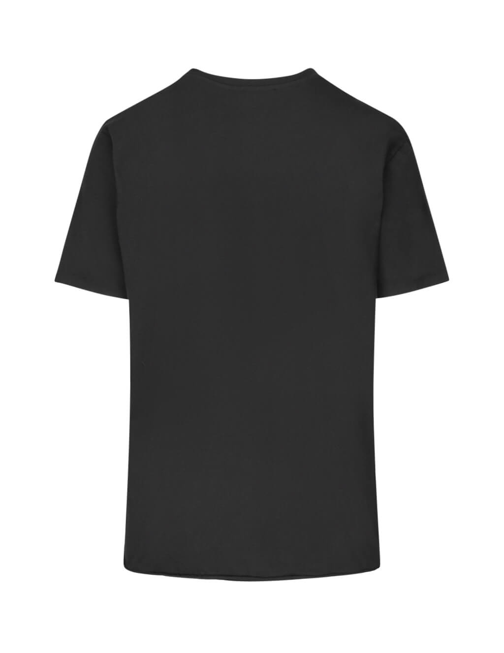 Saint Laurent Men's Giulio Fashion Black Love T-Shirt 585368YBKZ21081