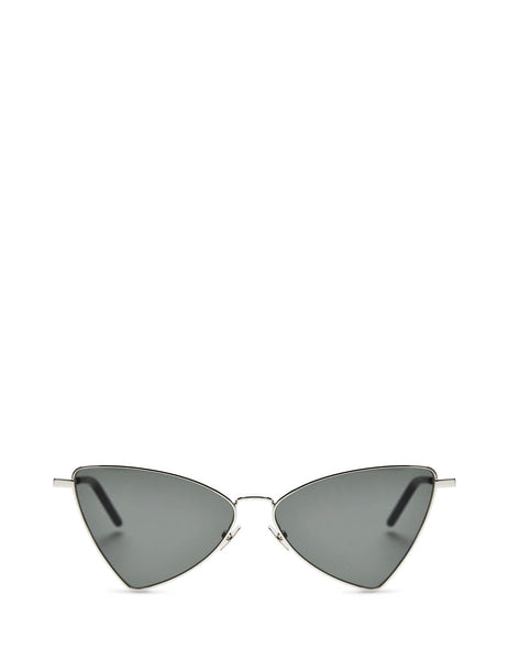 Saint Laurent Women's Silver New Wave Jerry Sunglasses SL303JERRY001