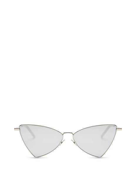 Saint Laurent Women's Silver New Wave Jerry Sunglasses SL303JERRY003