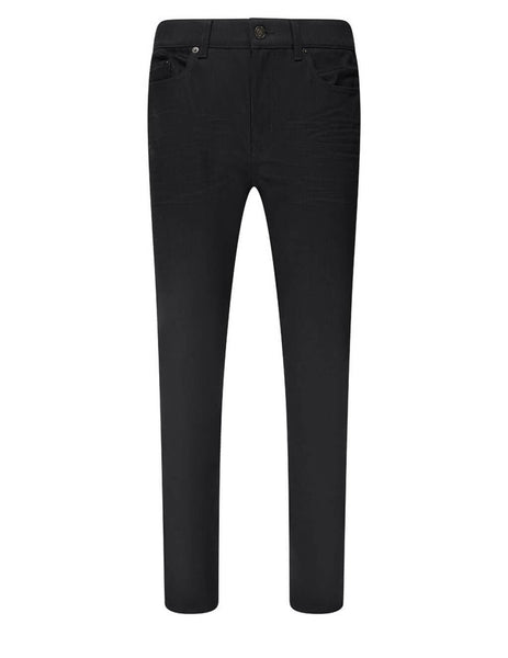 Saint Laurent Men's Black Stretch Skinny Jeans 622876YO5001080