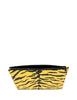 Saint Laurent Men's Giulio Fashion Yellow Zebra Pouch 3972941FH3D7268
