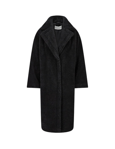 STAND STUDIO Women's Black Maria Coat 61122-904089900