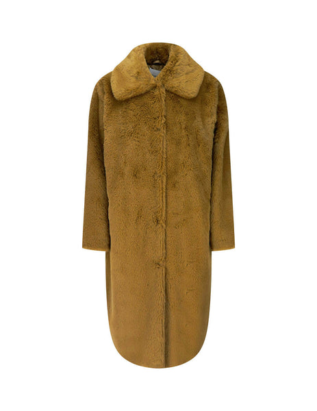 STAND STUDIO Women's Light Khaki Maxine Coat 61061-907050400