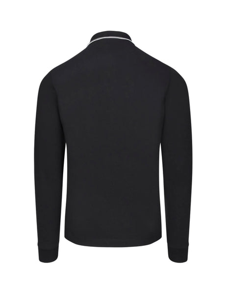 2SS18 Long Sleeve Polo Shirt