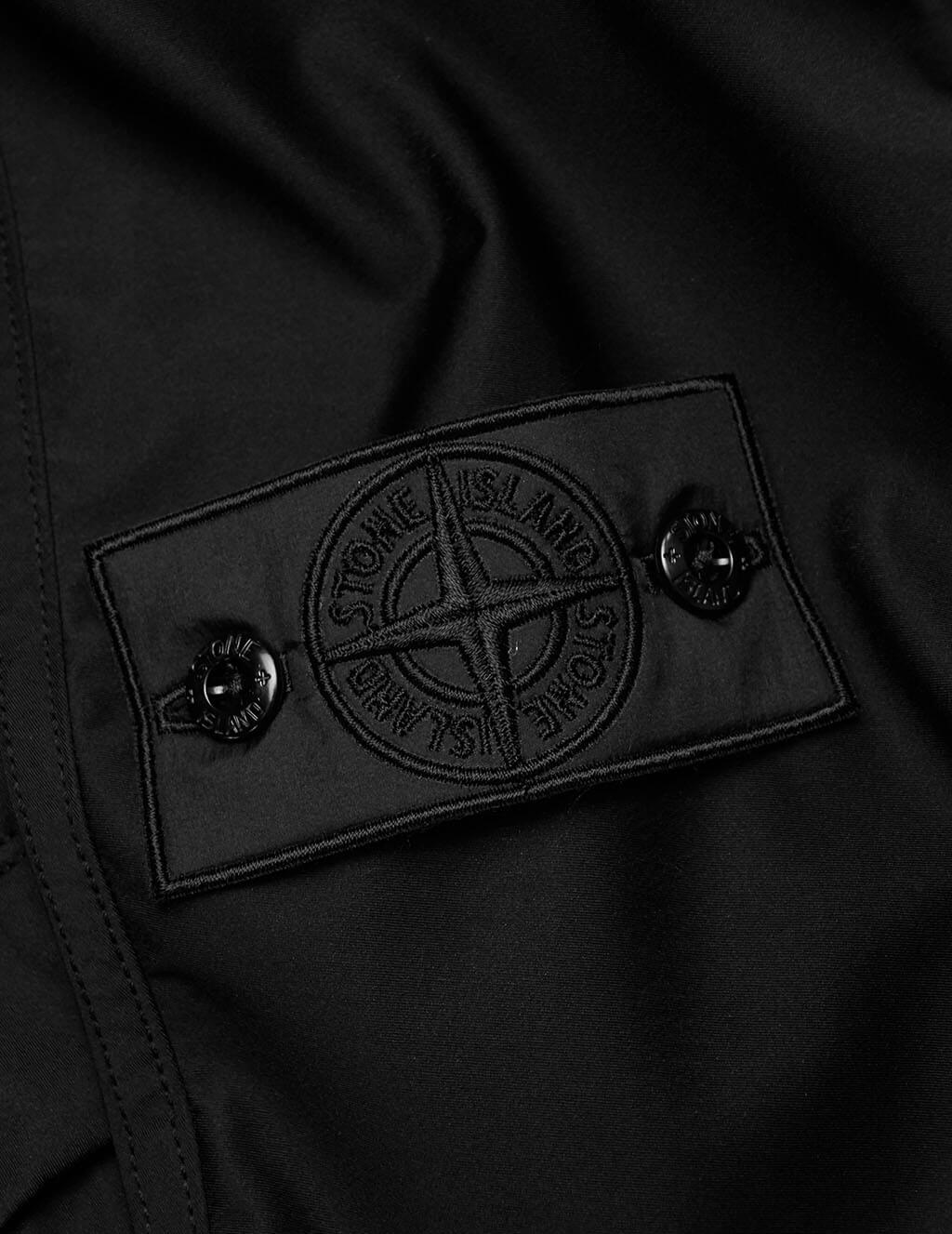 Men's Stone Island Shadow Project 40504 Jacket in Black 721940504 V0029