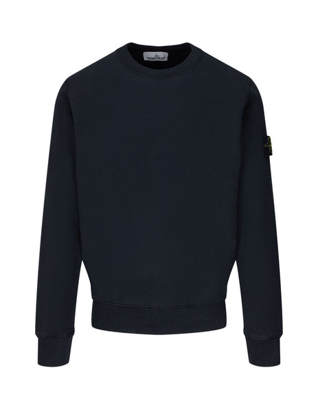 Stone Island Men's Giulio Fashion Navy 63020 Sweatshirt 731563020 V0020