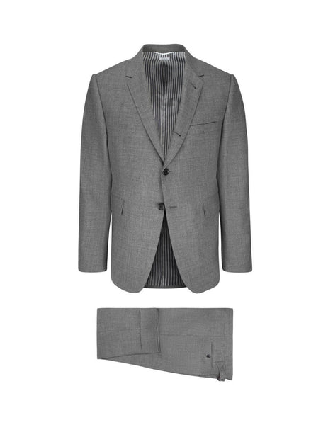 Thom Browne Men's Giulio Fashion Grey 2-Ply Fresco Suit MSC001A00473035