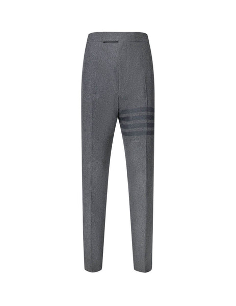 Thom Browne Men's Giulio Fashion Grey Classic Backstrap Trousers MTC001A06393035