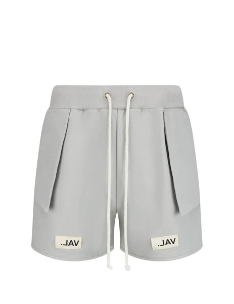 Men's Grey VAL KRISTOPHER Issue 0008 Shorts 1000874