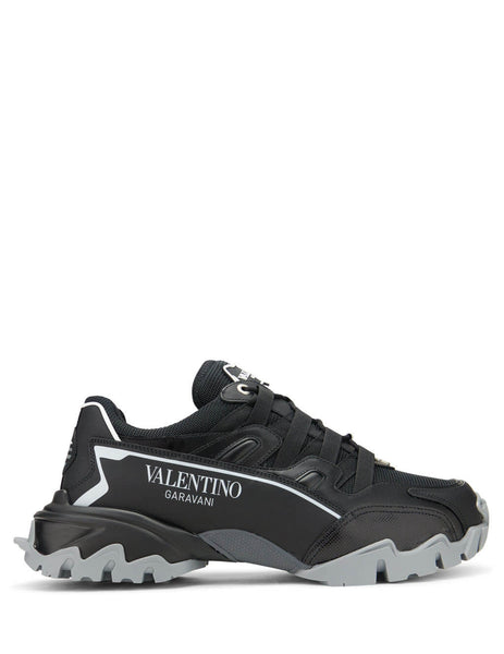 Valentino Men's Giulio Fashion Black Climbers Sneakers SY0S0C20DRZPG0