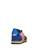 Valentino Men's Giulio Fashion Multicoloured Camouflage Rockrunner Sneakers RY2S0723TCCGI8