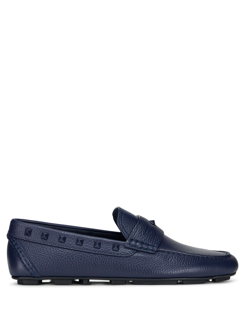 Valentino Men's Giulio Fashion Navy Driving Shoes RY2S0B75WVGM30