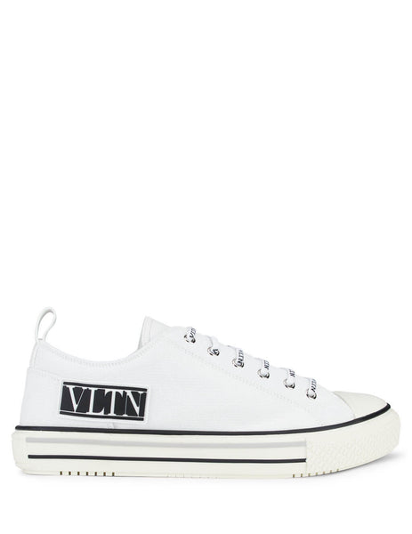 Men's White Valentino Giggies Sneakers UY2S0D57MBU0BO