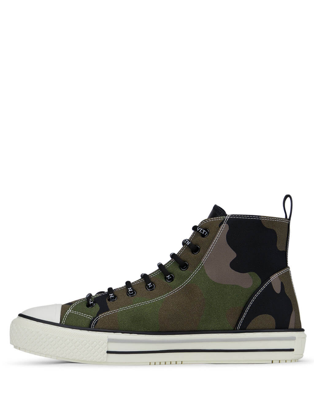 Men's Valentino Giggies VLTN Sneakers in Camo - UY2S0723XVUIJ7