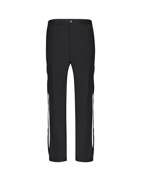 Versace Men's Giulio Fashion Black Evening Pants A84202A219789A008