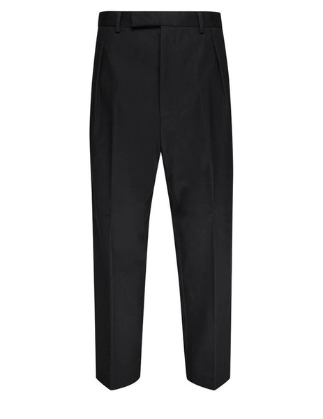 Vivienne Westwood Men's Giulio Fashion Black Harri Trousers S25KA0630S526640900