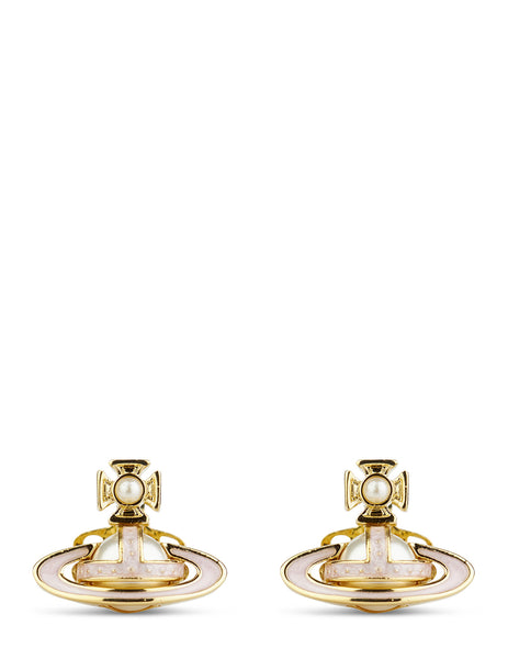 Simonetta Bas Relief Earrings