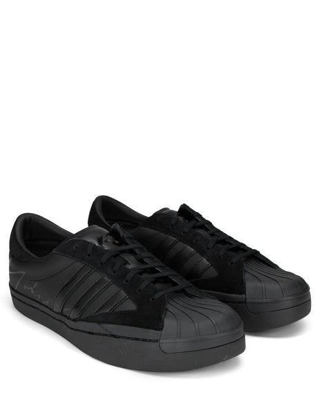 Y-3 Men's Giulio Fashion Black Yohji Star Sneakers EH2268