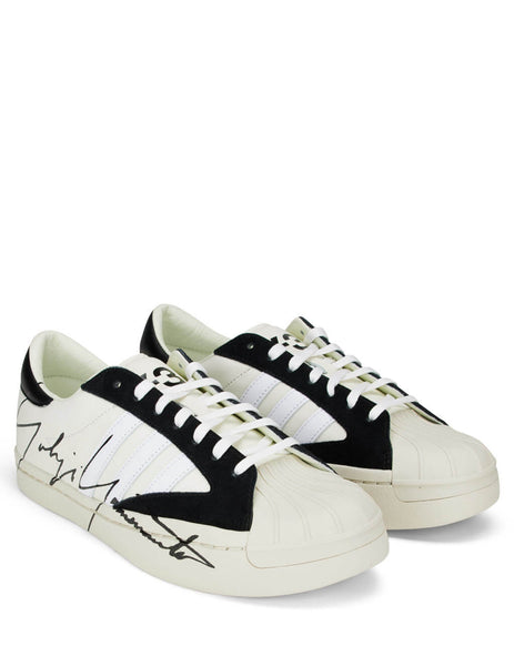 Y-3 Off-White Men's Giulio Fashion Yohji Star Sneakers EH2267
