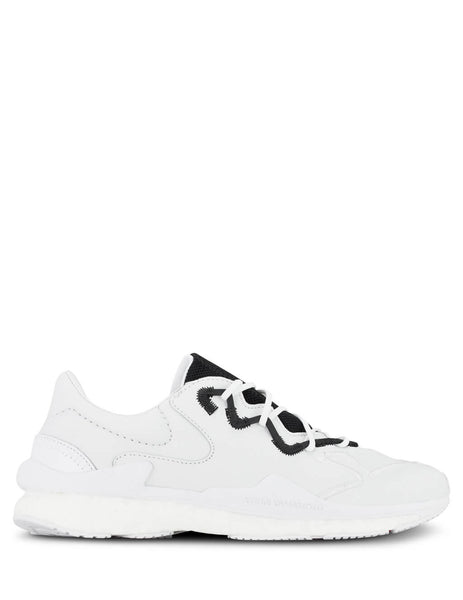 Y-3 Men's Giulio Fashion White Adizero Runner Sneakers EF2542