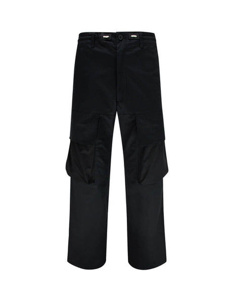 Y-3 Men's Giulio Fashion Black Cargo Pants FP8671
