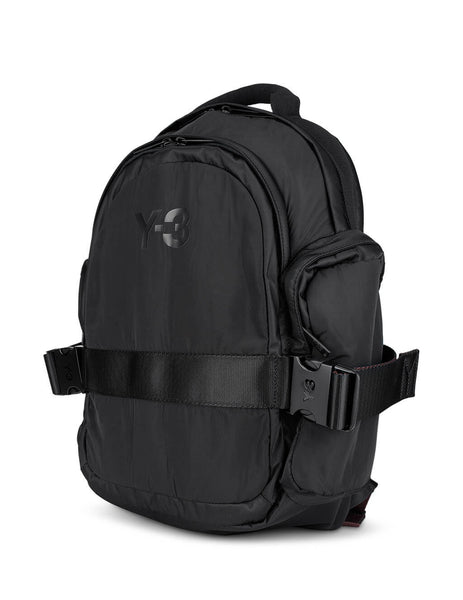 Y-3 Men's Black CH2 Backpack GK2106
