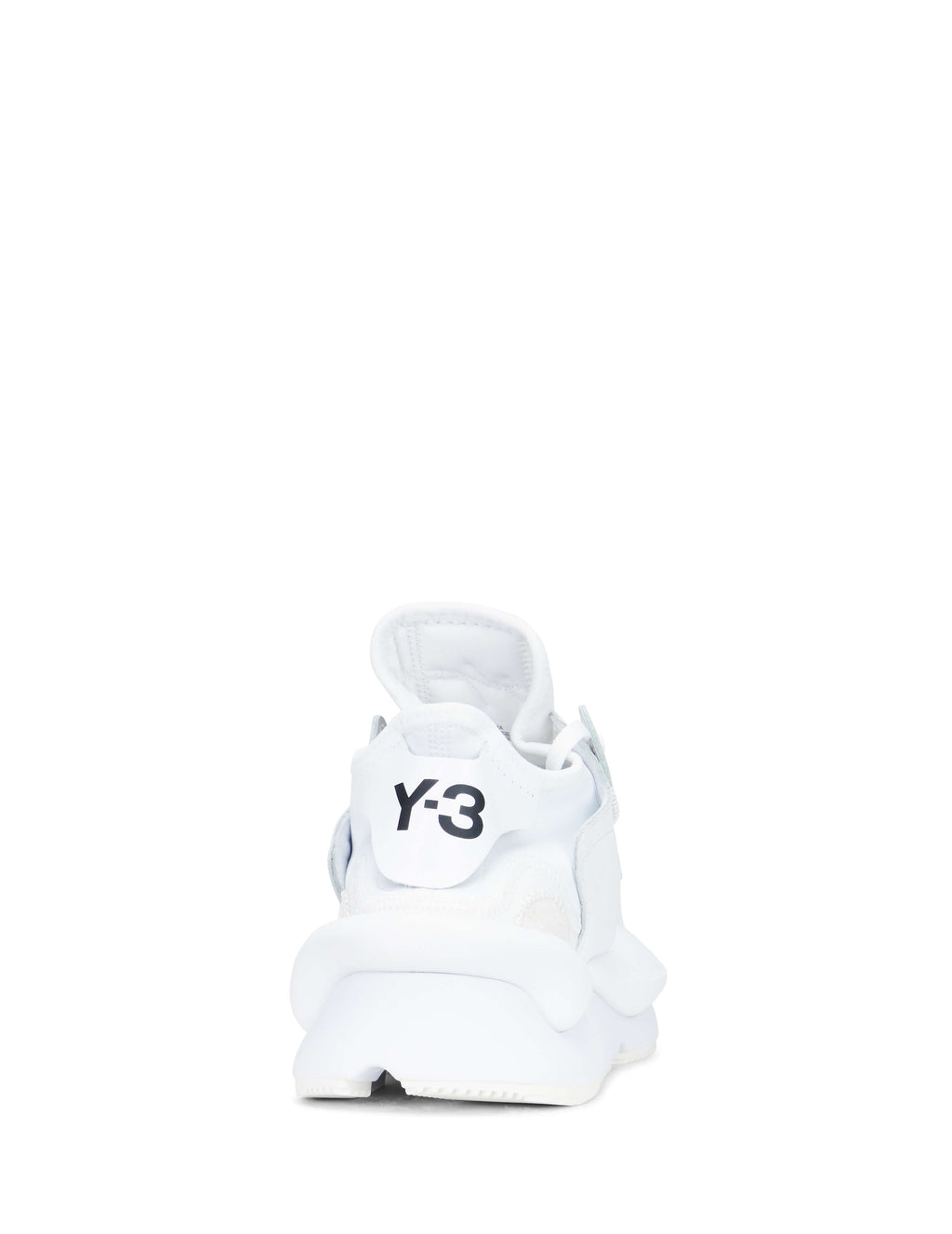 Y-3 Men's Giulio Fashion White/Black Kaiwa Sneakers G54502