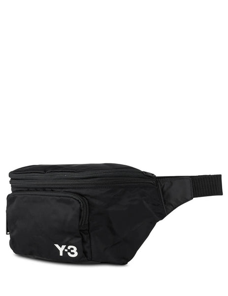 Y-3 Men's Giulio Fashion Black Packable Backpack FQ6993