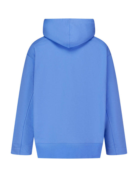 Men's Real Blue Y-3 CL Logo Hoodie FN3380