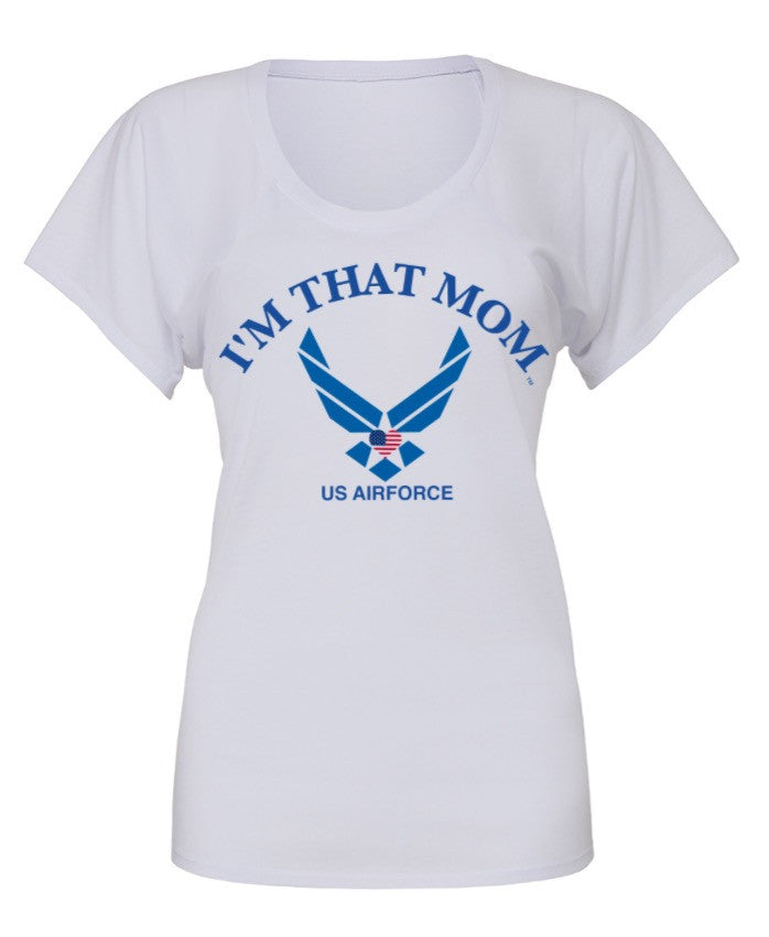 I'm That Mom - US Airforce - United States Airforce Tee