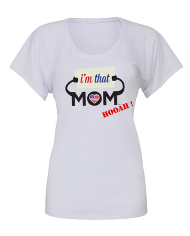 I'm That Mom - HOOAH !
