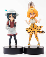 (PO) Kemono Friends PLAMAX MF-26 minimum factory Kaban & Serval (11)