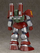(PO) Fang of the Sun Dougram COMBAT ARMORS MAX 16 Abitate T10B Blockhead Pack Mounted Type (9)