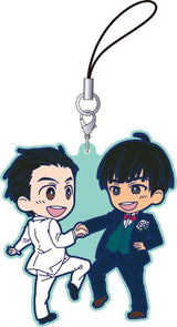 Yuri! on Ice Rubber Strap Collection (August Edition)