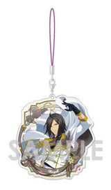 (PO) Tales of Asteria x The Idolmaster SideM Chara-feuille Acrylic Strap -Tales BOX- (8)