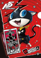 Persona 5 Mini Clear File Collection