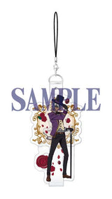 (PO) Blood Blockade Battlefront & Beyond Chara-viny Strap (12)