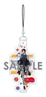(PO) Hypnosismic Division Rap Battle Chara-viny Strap (Re-issue) (10)