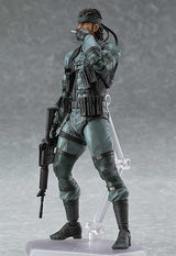 (PO) figma 243 Metal Gear Solid 2 Sons of Liberty - Solid Snake MGS2 Ver. (Re-issue) (8)