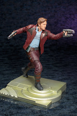 (PO) ARTFX+ Guardians of the Galaxy Vol. 2 - Star-Lord with Groot (8)